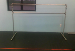 The Search for Portable Ballet Barres