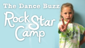 Dance Camp:  Rock Star Theme