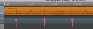 How To Get A Clean Music Edit Using GarageBand