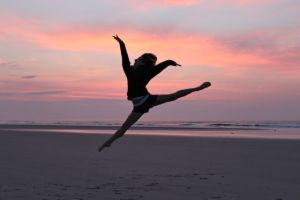 Dance Photos On The Beach - Tips & Blog Challenge