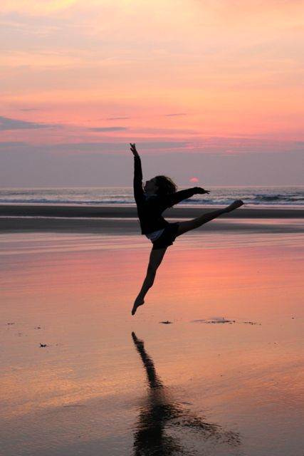 ballet jumps and leaps