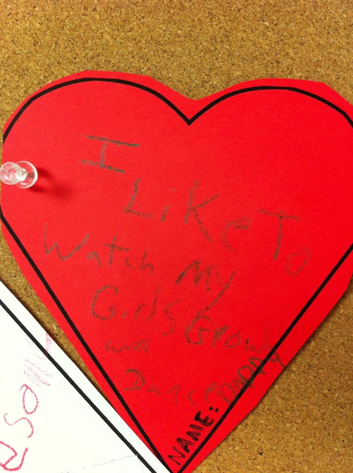 Valentine S Day Craft The Dance Buzz