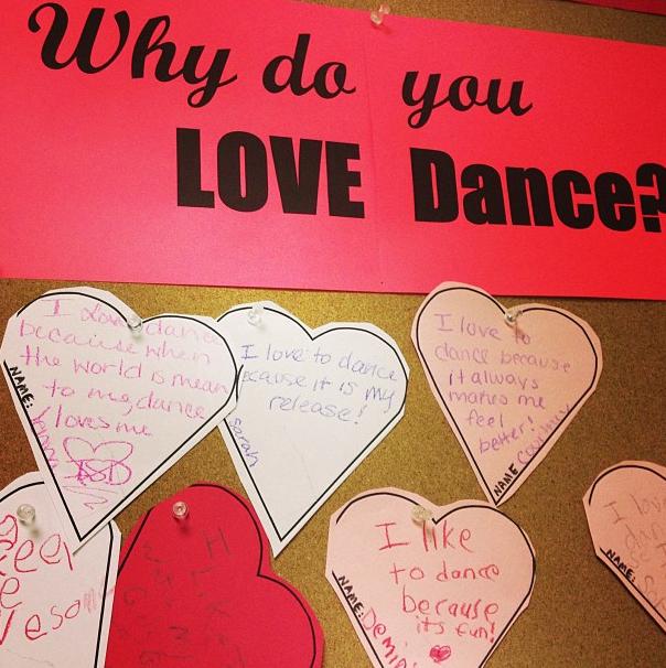 Valentine S Day The Dance Buzz