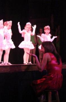"My little ""Nutcracker"" dancers"